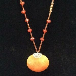 Silpada Moroccan Sunset Necklace